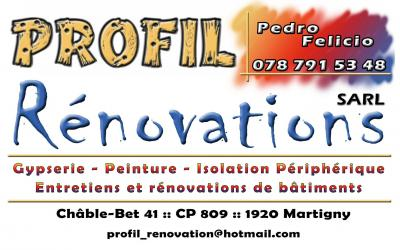 Profil renovations